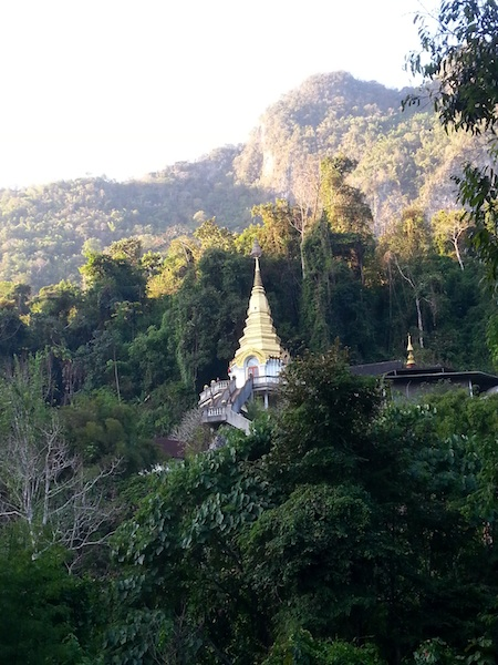 Chiang Dao temple 2
